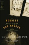 The Murders in the Rue Morgue: The Dupin Tales - Edgar Allan Poe, Matthew Pearl