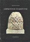 Amfiktionie starożytne - Kazimierz Banek
