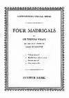 Four Madrigals - Thomas Wyatt