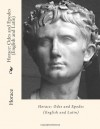 Horace: Odes and Epodes (English and Latin) - Horace, Paul Shorey