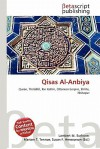 Qisas Al-Anbiya - Lambert M. Surhone, Mariam T. Tennoe, Susan F. Henssonow