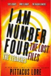 I Am Number Four: The Lost Files: The Legacies (Lorien Legacies) - Pittacus Lore