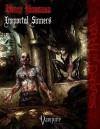 Vampire Night Horrors Immortal Sinners - Joseph Carriker, Christopher Lee Simmons