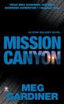 Mission Canyon: An Evan Delaney Novel - Meg Gardiner