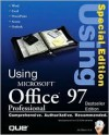 Special Edition Using Microsoft Office 97 [With Includes Ready to Use VBA Code, Village Templates] - Jim Boyce, Patrice-Anne Rutledge, John Green