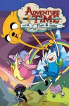 Adventure Time Vol. 1 - Branden Lamb, Shelli Paroline, Ryan North