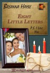 Eight Little Letters (I Love You) - Breanna Hayse, Blushing Books