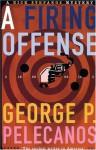 A Firing Offense - George Pelecanos