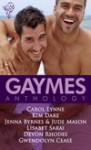 Gaymes - Lisabet Sarai, Jude Mason, Carol Lynne, Gwendolyn Cease, Jenna Byrnes, Kim Dare, Devon Rhodes