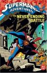 Superman Adventures, Vol. 2: The Never-Ending Battle - Mark Millar, Aluir Amancio, Terry Austin, Mike Manley