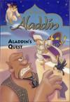 Aladdin's quest - Emily James