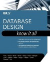 Database Design: Know It All - Stephen Buxton