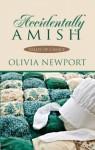 Accidentally Amish (Thorndike Press Large Print Christian Romance Series) - Olivia Newport