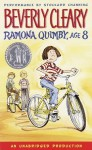 Ramona Quimby, Age 8 (Audio) - Beverly Cleary, Stockard Channing