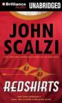 Redshirts: A Novel with Three Codas (Audiocd) - John Scalzi, Wil Wheaton