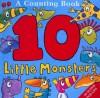 Ten Little Monsters - Jonathan Emmett