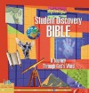 Student Discovery Bible: A Journey Through God's Word - Carolyn Larsen