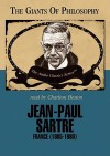 Jean-Paul Sartre: Knowledge Products (Giants of Philosophy) (Library Edition) - John Compton, Charlton Heston