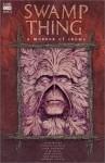 Swamp Thing, Vol. 4: A Murder of Crows - Alan Moore, Ron Randall, Stephen R. Bissette, Stan Woch, John Totleben, Rick Veitch, Alfredo Alcala
