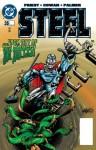 Steel (1994-1998) #35 - Christopher J. Priest, Denys Cowan