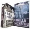 Patrik Hedström 3 Book Collection Set - Camilla Läckberg, Steven T. Murray