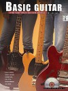 Basic Guitar: The Tab-Only Guitar Method [With CD] - Alex Davis