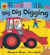 Dig, Dig, Digging (Orchard Red Apple) - Margaret Mayo