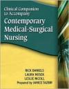 Clin Comp-Med-Surgical Nrsng - Rick Daniels, Laura Nosek