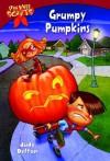Pee Wee Scouts: Grumpy Pumpkins (A Stepping Stone Book(TM)) - Judy Delton, Alan Tiegreen