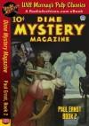 Dime Mystery Magazine Paul Ernst Book 2 - Paul Ernst