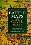 Battle Maps of the Civil War (American Heritage) - Robert K. Krick, Richard O'Shea, David Greenspan, Richard Oshea