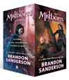 Mistborn Trilogy - Brandon Sanderson