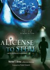A License to Steal [With Headphones] - Walter T. Shaw, Joe Barrett, Mary Jane Robinson