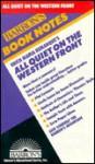 Erich Maria Remarque's All Quiet on the Western Front - Tessa Krailing, Erich Maria Remarque