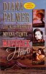 Maverick Hearts : Rogue Stallion; The Widow and the Rodeo Man; Sleeping With the Enemy - Diana Palmer, Myrna Temte, Jackie Merritt