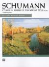 """Schumann Etudes En Forme de Variations: Opus 13 for the Piano """"Symphonic Etudes"""" - Maurice Hinson"""
