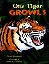 One Tiger Growls - Ginger Wadsworth