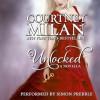 Unlocked (Turner, #1.6) - Courtney Milan, Simon Prebble