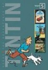 The Adventures of Tintin, Vol. 5: Land of Black Gold / Destination Moon / Explorers on the Moon - Hergé, Michael Turner, Leslie Lonsdale-Cooper