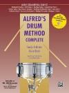 Alfred's Drum Method Complete: Book & Poster - Sandy Feldstein, Dave Black