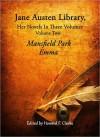 Jane Austen Library, Her Novels in Three Volumes: Volume Two - James Edward Austen-Leigh, Howard F. Clarke, Jane Austen