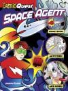 ComicQuest SPACE AGENT - Jeremy Elder