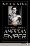 American Sniper LP: Memorial Edition - Chris Kyle, Scott McEwen, Jim DeFelice
