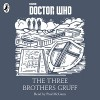 The Three Brothers Gruff: A Time Lord Fairy Tale - Justin Richards, Paul McGann, Penguin Books Limited