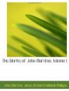 The Works of John Marston, Volume I - John Marston