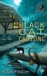 Black Cat Crossing - Kay Finch
