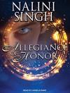 Allegiance of Honor (Psy/Changeling) - Nalini Singh, Angela Dawe