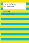 Der Sandmann: Reclam XL - Text und Kontext - E.T.A. Hoffmann, Max Kämper