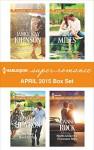 Harlequin Superromance April 2015 - Box Set: To Love a CopMy Way Back to YouThose Cassabaw DaysNights Under the Tennessee Stars - Janice Kay Johnson, Pamela Hearon, Cindy Miles, Joanne Rock