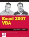 Excel 2007 VBA Programmer's Reference - John Green, Stephen Bullen, Rob Bovey, Michael Alexander